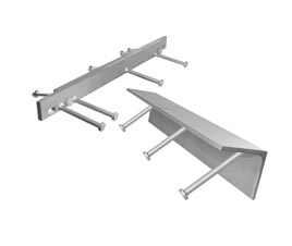 Strip joint & Angle bars